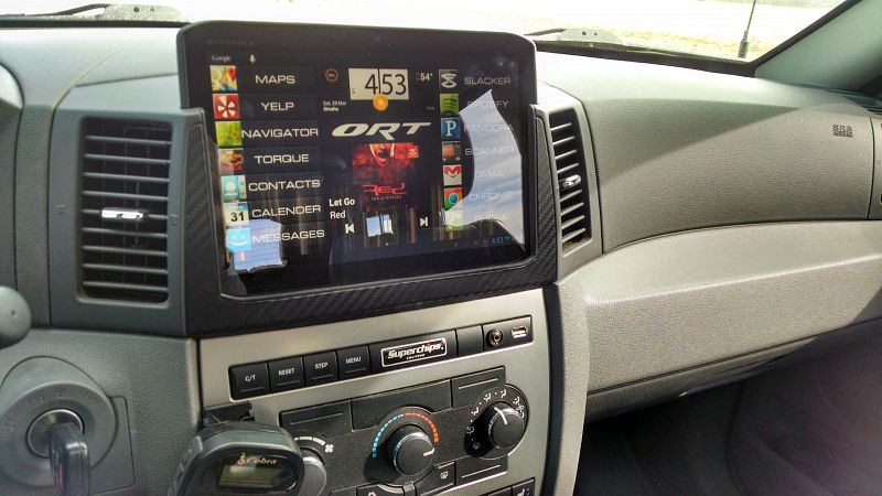 The ultimate wk 101 android tablet install v2 jeepforum new install greentooth Images
